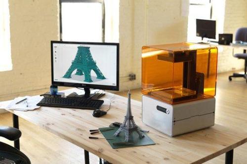 3D打印机构向商业化迈进了几步