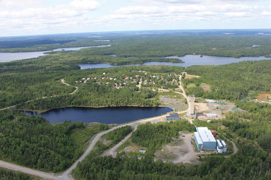Pure Gold Mining在Madsen的卫星矿床上完成了PEA