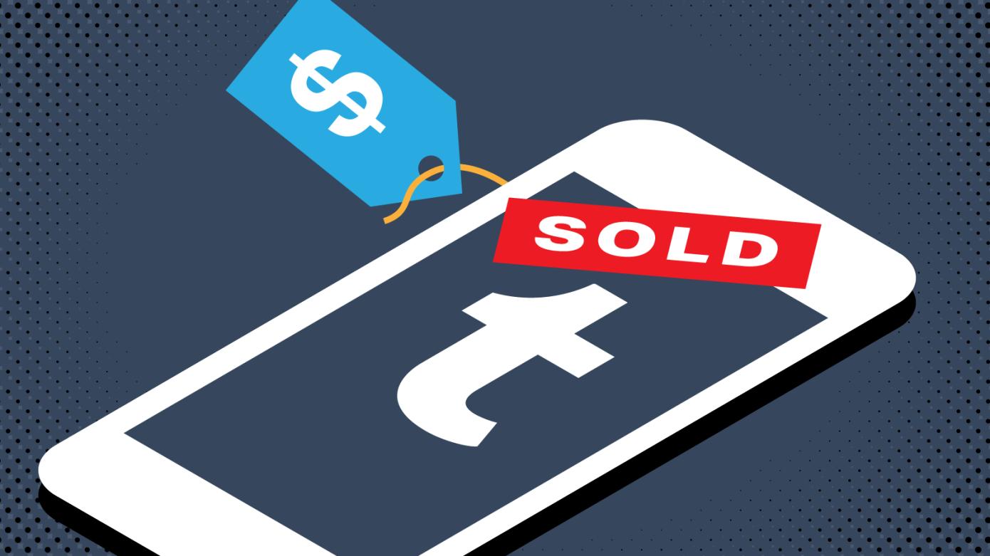 Verizon将Tumblr卖给了WordPress的父母Automattic