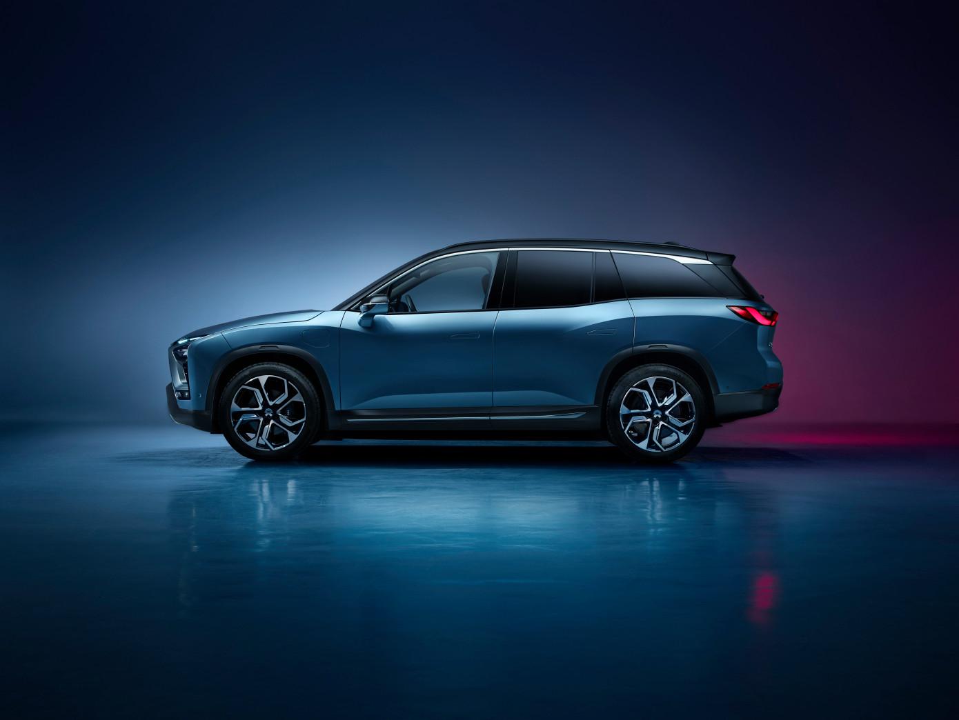 Nio电动汽车销售受到打击因为它急于处理电池召回