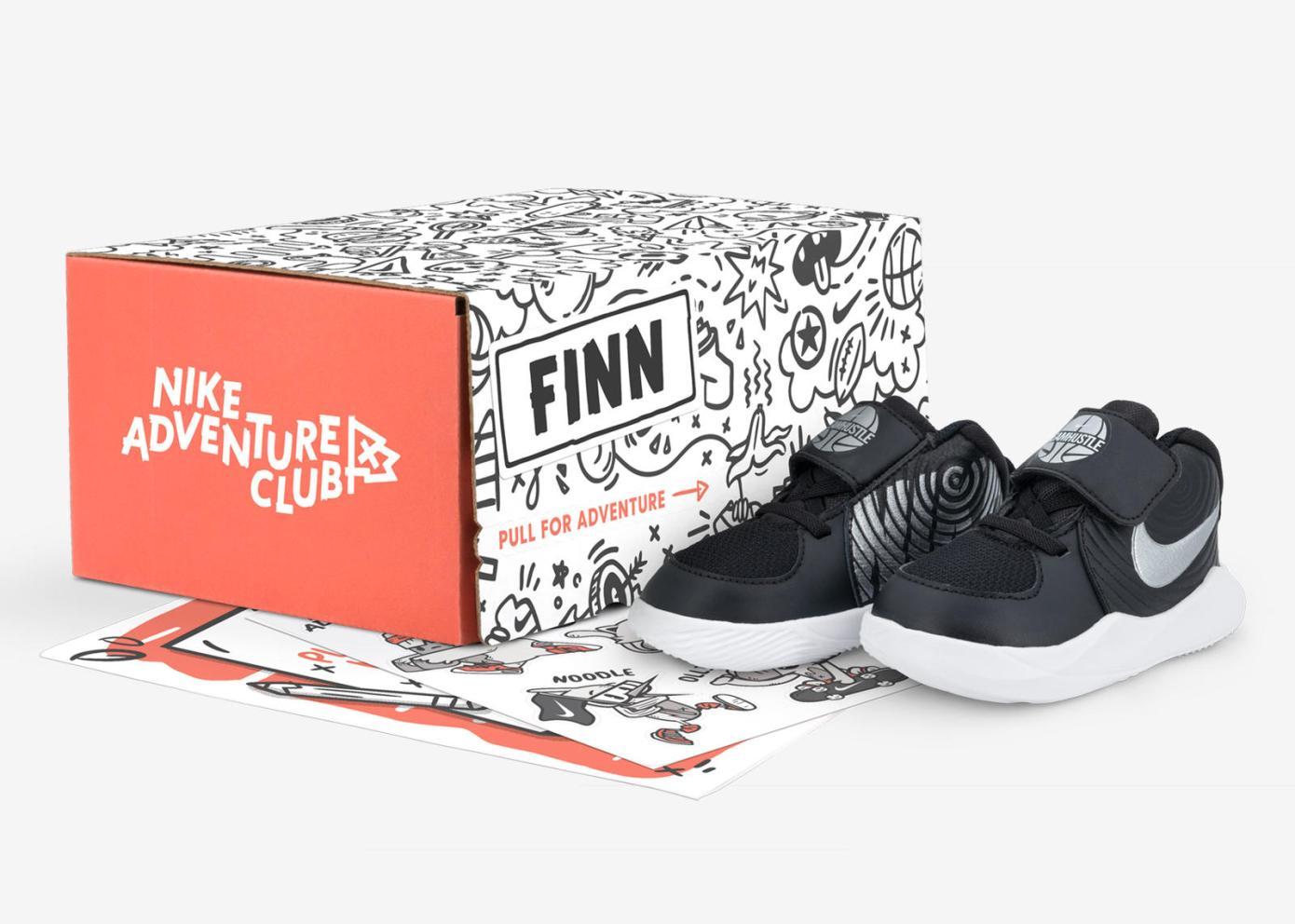 耐克推出了针对儿童鞋的订阅服务Nike Adventure Club