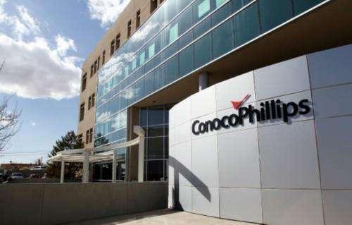 康菲石油是今年标准普尔500能源指数中表现最佳的能源股
