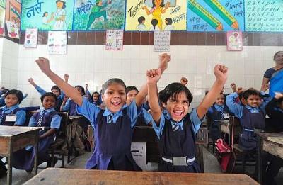 研究发现 私立学校代金券可以提高德里贫困儿童的英语成绩