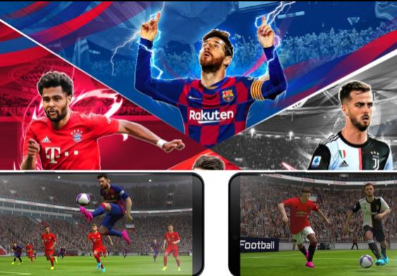 PES 2020手机将于10月份推出iOS和Android
