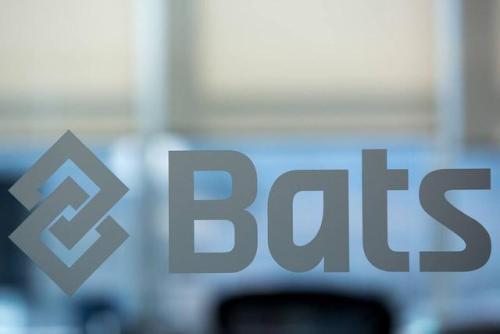 将在12月份以BATS全球市场品牌运营的四家交易所的月度市场份额增加
