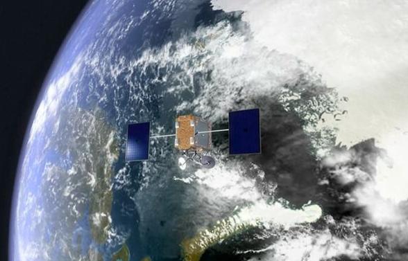 OneWeb的目标是北极在2020年启动其卫星宽带服务