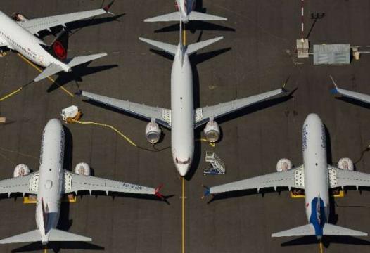 波音737喷气式飞机停飞近六个月后 波音公司即将申请重新认证飞机