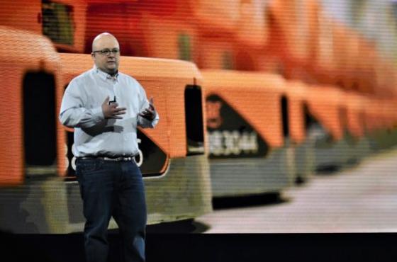 亚马逊机器人公司为其履行中心推出了两种新的机器人品种