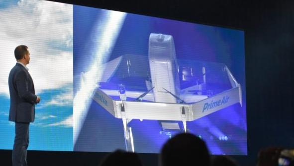 亚马逊推出全新的全电动Prime Air无人机 将在几个月内开始提供套装