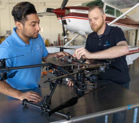 波音HorizonX为机器人天空无人机维修企业提供资金支持