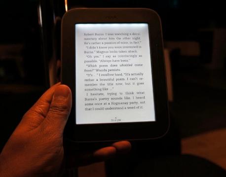 微软已经向Barnes&Noble的Nook业务投资了3亿美元