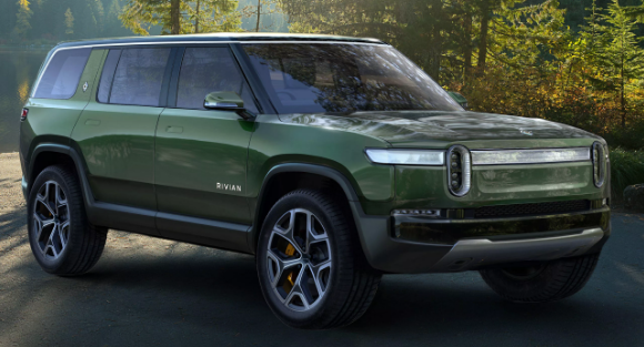 EV创业公司Rivian从Cox Automotive获得了3.5亿美元的投资
