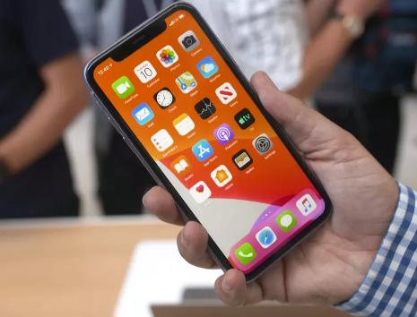 苹果公司在iPhone 11和11 Pro中推出3D Touch for Haptic Touch