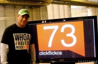 Klout衡量人们对在线社交网络的 影响力