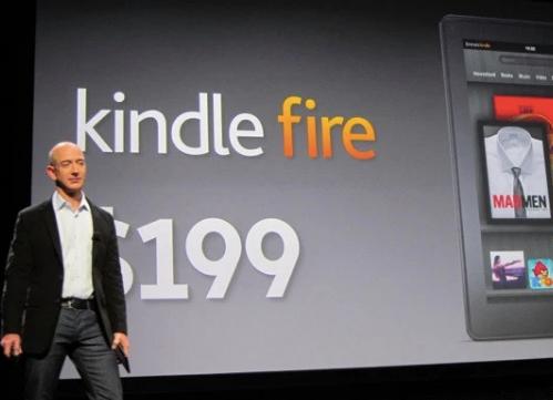 亚马逊今年最多可推出4款平板电脑 出货量为2000万台