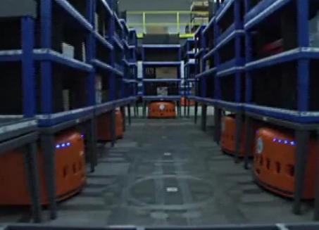 亚马逊以7.75亿美元收购Kiva Systems —为更智能的仓库做准备