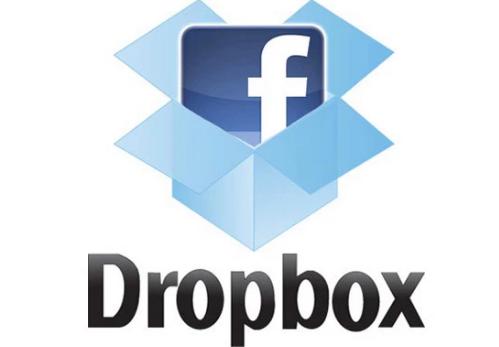 现在 您可以与Facebook朋友共享Dropbox文件夹