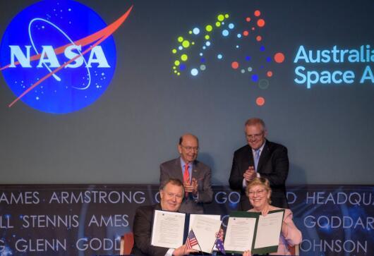 澳大利亚将帮助NASA进入月球和火星