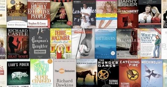亚马逊的Kindle Lending Library激增至10万本书