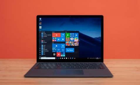 微软Surface Laptop 3将取代英特尔取代AMD的更多证据