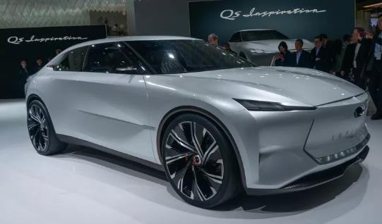英菲尼迪Qs Inspiration概念车是一款锋利的电动跑车