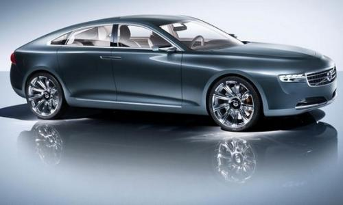 沃尔沃概念车26是不开车的未来