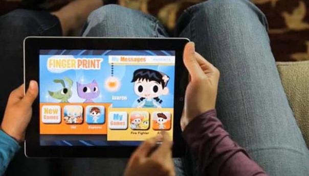 移动网络Fingerprint认为一个月内的游戏时间增加了150%
