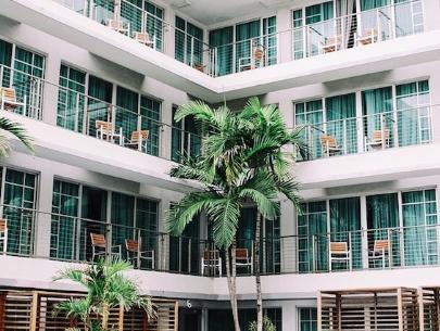 美国建筑业领先的酒店市场