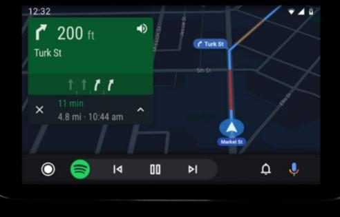 Google扩展了Android Auto无线功能以选择三星智能手机-郑州小程序开发