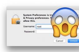 MacOS High Sierra安全漏洞允许无需密码即可进行root登录
