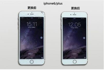 清晰了解中国制造的iPhone 6 LCD屏幕