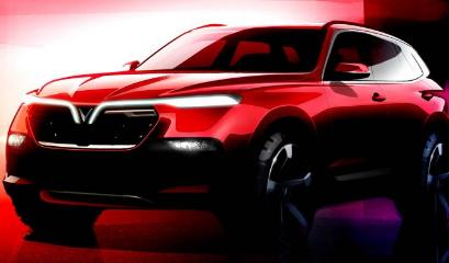 VinFast将在越南巴黎首次亮相SUV和三厢车销售将于2019年开始