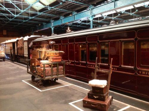 1600万英镑国家铁路博物馆计划竞赛开始