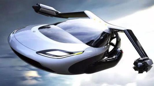 波音和保时捷联手开发飞行电动汽车