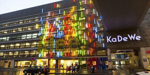 KaDeWe将零售店酒店和屋顶公园融为一体