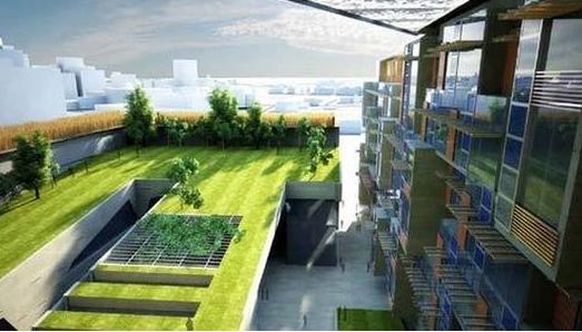 全民零碳建筑实现宏伟的减排目标