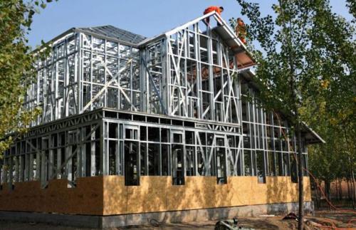 新抗震标准改造现有结构钢建筑供审查