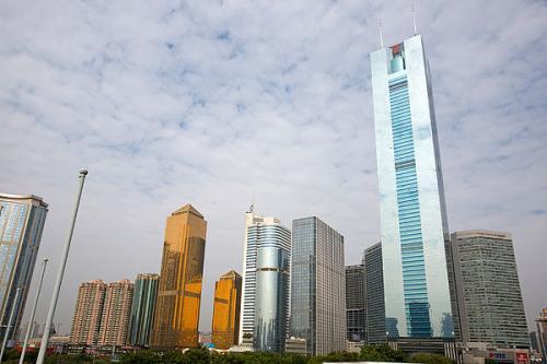 KPF设计的中信大厦是北京最高的大厦