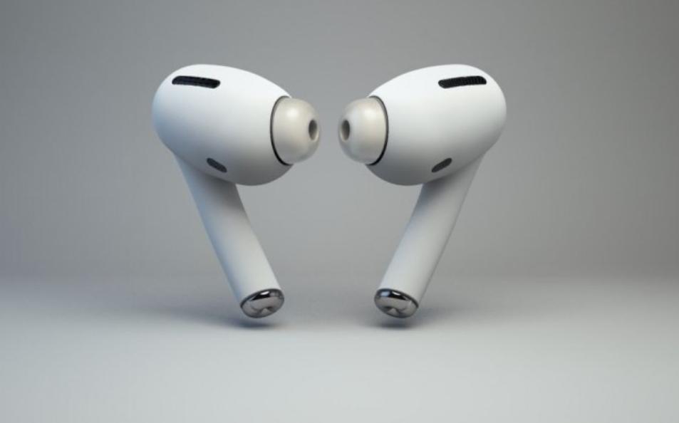 下一代AirPods 3概念图帅爆根据原始码谣言绘制外观可能真的长这样