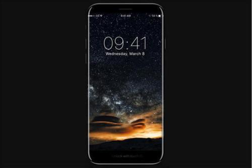 谣传新一代iPhone终于舍弃刘海满屏幕设计