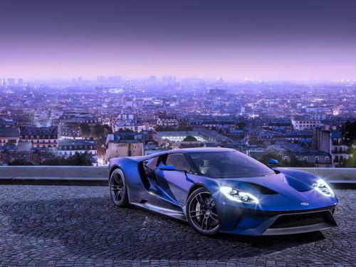 福特GT竞赛系列轻量化版会问世吗