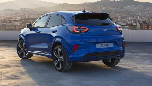 蓝色椭圆形品牌正准备在紧凑型跨界车市场上发动攻势
