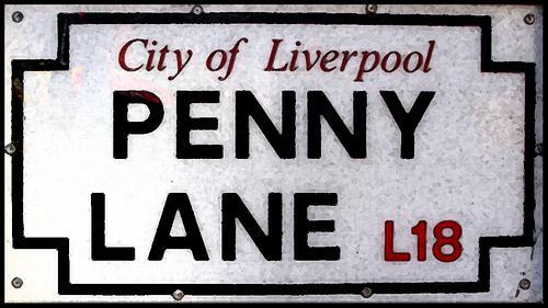 埃利扎山的Penny Lane搬迁的爱德华七世时代寄予厚望