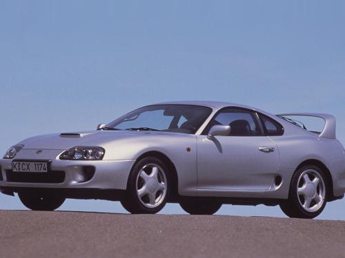 第三代和第四代丰田Supra零件重新投入生产