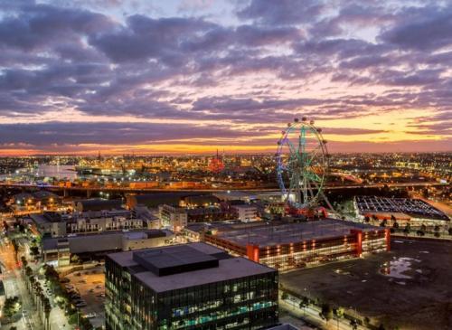 维多利亚州城镇是墨尔本卡尔顿墨尔本唯一表现最好的租赁市场