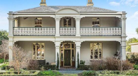 威廉姆斯敦历史悠久的豪宅奥斯本楼抢先出售