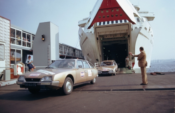 雪铁龙CX GTI高速公路女王从4000€