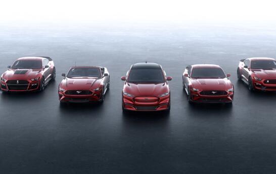特斯拉要当心福特对野马Mach-E电动跨界车认真对待