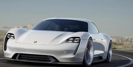 保时捷Mission E电动汽车将为保时捷创造1400个新工作岗位