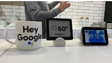 联想的三款新智能屏幕包括时钟和可停靠平板电脑